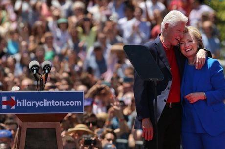 Hon nhan song gio hon 4 thap ky cua vo chong Clinton - Anh 11