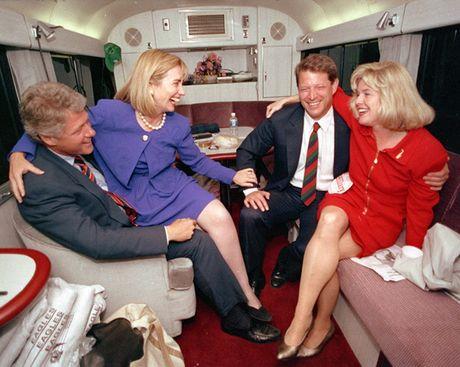 Hon nhan song gio hon 4 thap ky cua vo chong Clinton - Anh 5