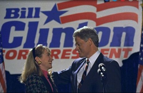 Hon nhan song gio hon 4 thap ky cua vo chong Clinton - Anh 6
