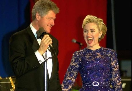 Hon nhan song gio hon 4 thap ky cua vo chong Clinton - Anh 7