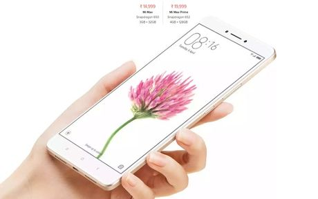 Xiaomi Mi Max Prime ra mat: manh hon, dat hon, ban tu 17/10 - Anh 1