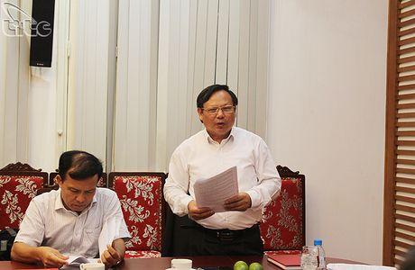 Bo truong Nguyen Ngoc Thien lam viec voi Tong cuc Du lich - Anh 2