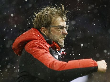 Juergen Klopp: Nguoi co cay dua than cua Liverpool - Anh 1