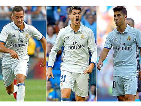 Real Madrid: Pepe va Varane deu hay, da cap lai do - Anh 1