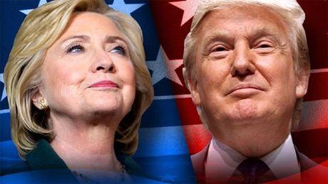 Nguoi My mong Donald Trump hay Hillary Clinton se tro thanh Tong thong? - Anh 1