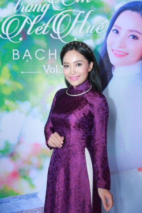 Xa thu Hoang Xuan Vinh bat ngo xuat hien cung ca si Bach Tra - Anh 2