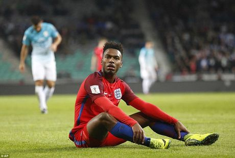 Cham diem Slovenia 0-0 Anh: Joe Hart giai cuu Tam Su o Ljubljana - Anh 10