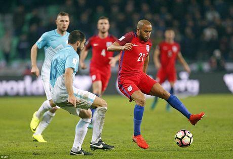 Cham diem Slovenia 0-0 Anh: Joe Hart giai cuu Tam Su o Ljubljana - Anh 13