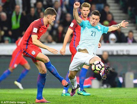 Cham diem Slovenia 0-0 Anh: Joe Hart giai cuu Tam Su o Ljubljana - Anh 3