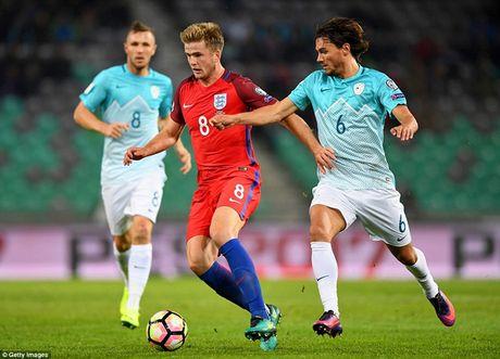 Cham diem Slovenia 0-0 Anh: Joe Hart giai cuu Tam Su o Ljubljana - Anh 6