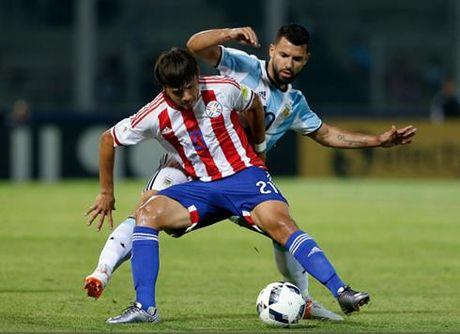 Thieu vang Messi, Argentina 'sa lay' truoc Paraguay - Anh 1