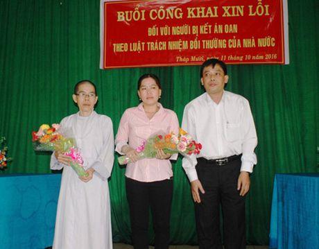 Xin loi hai chi em 16 nam keu oan o Dong Thap - Anh 1