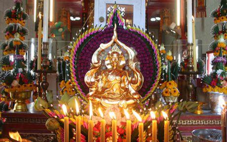 Phat giao Thai Lan them da sac boi su lan toa tri tue Thich Quang Duc - Anh 1