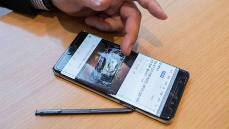 Samsung se thang tay tieu huy tat ca dien thoai Galaxy Note 7 - Anh 1