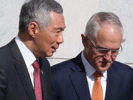 Singapore va Australia keu goi My hien dien tai chau A, phe chuan TPP - Anh 1