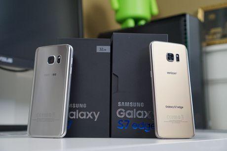 Samsung tran an nguoi dung dien thoai Galaxy S7 sau su co Note 7 - Anh 1
