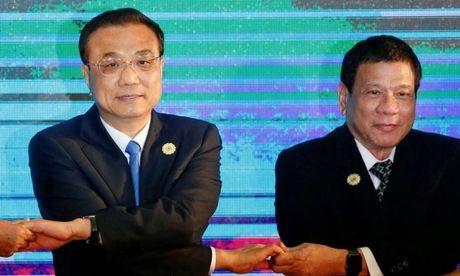 Tong thong Philippines se ban gi ve Bien Dong voi TQ? - Anh 1