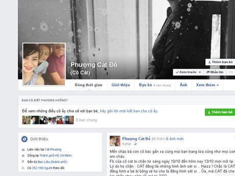 Cat Phuong bi khoa facebook 3 ngay vi dang hinh sexy? - Anh 2