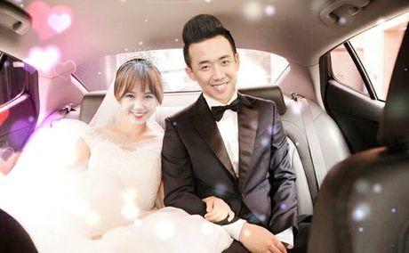 Lo tin Tran Thanh di dat tiec cuoi Hari Won vao thang 12 nam nay - Anh 1
