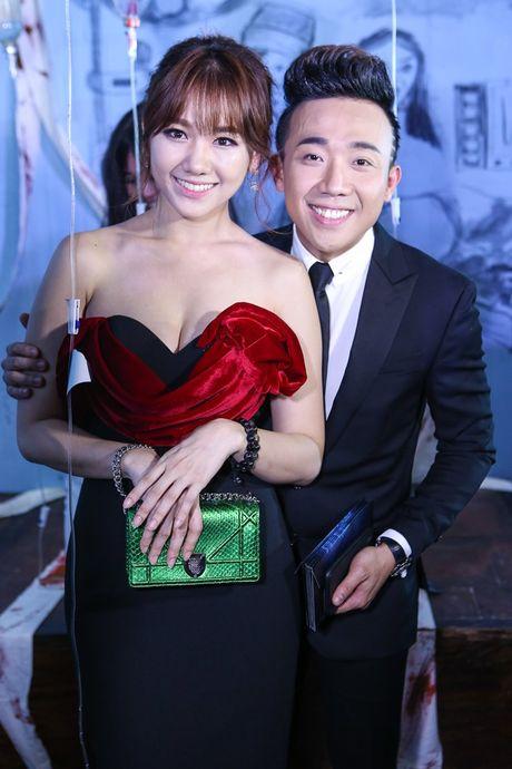 Lo tin Tran Thanh di dat tiec cuoi Hari Won vao thang 12 nam nay - Anh 4