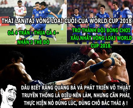 HAU TRUONG (13.10): Thai Lan quang ba Muay Thai o World Cup - Anh 1