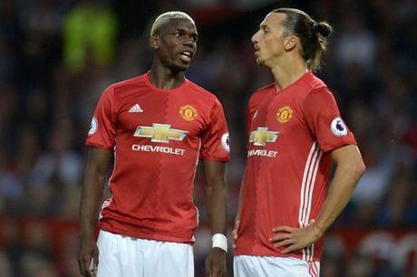 Diem tin toi 13/10: Pogba va Ibra la 'trum' ao dau, Arsenal troi chan Bellerin, Gerrard tro lai Liverpool - Anh 1