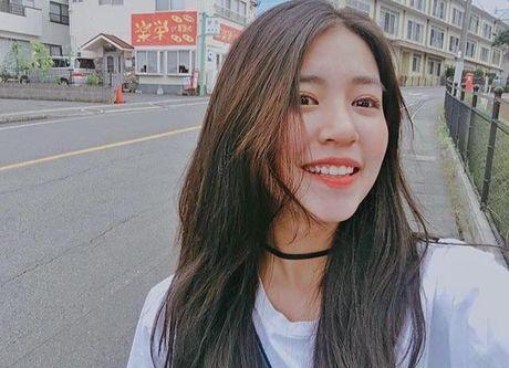 Hot girl Man Tien xinh ngo ngang sau khi du hoc Nhat - Anh 2
