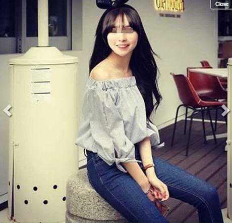 Gai xinh khoe chuyen yeu len mang bi to 'song ao' - Anh 3