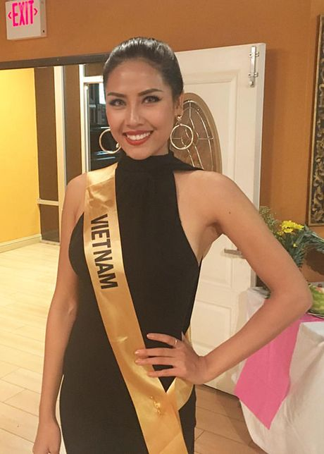 Nguyen Thi Loan tran day nang luong tai Miss Grand International 2016 - Anh 10