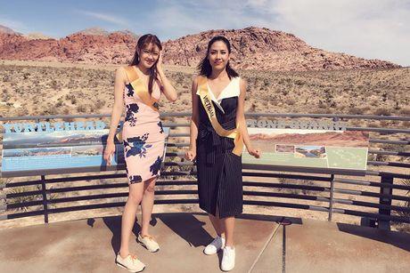 Nguyen Thi Loan tran day nang luong tai Miss Grand International 2016 - Anh 6