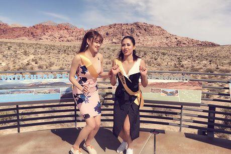 Nguyen Thi Loan tran day nang luong tai Miss Grand International 2016 - Anh 7