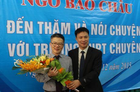 Truong THPT chuyen - Dai hoc Vinh: 50 nam xay dung va phat trien - Anh 1