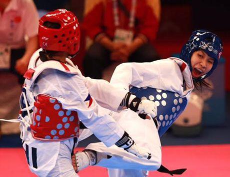 Dau tu dung huong cho taekwondo - Anh 1