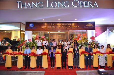 Ha Noi: Khach san Thang Long Opera 'tro lai' voi dien mao moi - Anh 1