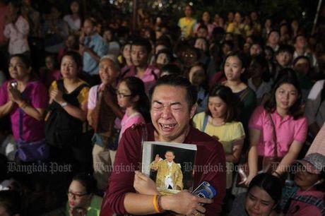 Nguoi dan Thai Lan nuc no khi nghe tin nha vua bang ha! - Anh 2