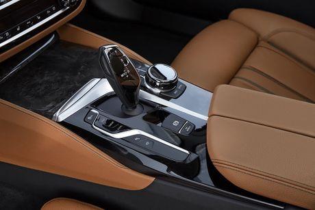 BMW 5-Series 2017 hoan toan moi; dep hon, thanh thoat hon, nhieu cong nghe hon - Anh 10