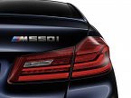 BMW 5-Series 2017 hoan toan moi; dep hon, thanh thoat hon, nhieu cong nghe hon - Anh 14