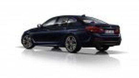 BMW 5-Series 2017 hoan toan moi; dep hon, thanh thoat hon, nhieu cong nghe hon - Anh 15
