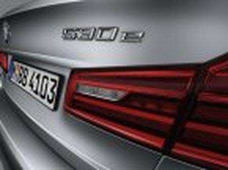 BMW 5-Series 2017 hoan toan moi; dep hon, thanh thoat hon, nhieu cong nghe hon - Anh 22