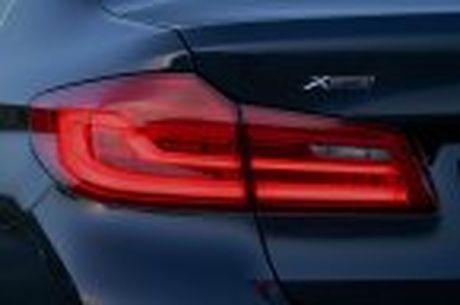 BMW 5-Series 2017 hoan toan moi; dep hon, thanh thoat hon, nhieu cong nghe hon - Anh 24