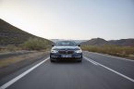BMW 5-Series 2017 hoan toan moi; dep hon, thanh thoat hon, nhieu cong nghe hon - Anh 26