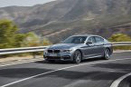 BMW 5-Series 2017 hoan toan moi; dep hon, thanh thoat hon, nhieu cong nghe hon - Anh 41