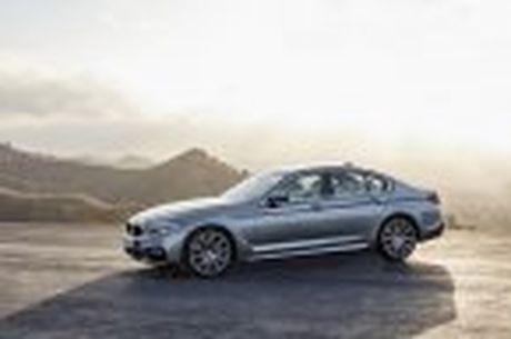 BMW 5-Series 2017 hoan toan moi; dep hon, thanh thoat hon, nhieu cong nghe hon - Anh 48