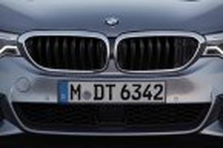 BMW 5-Series 2017 hoan toan moi; dep hon, thanh thoat hon, nhieu cong nghe hon - Anh 51