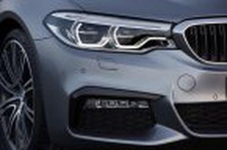 BMW 5-Series 2017 hoan toan moi; dep hon, thanh thoat hon, nhieu cong nghe hon - Anh 52