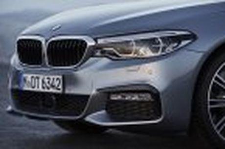 BMW 5-Series 2017 hoan toan moi; dep hon, thanh thoat hon, nhieu cong nghe hon - Anh 53