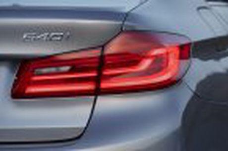 BMW 5-Series 2017 hoan toan moi; dep hon, thanh thoat hon, nhieu cong nghe hon - Anh 54