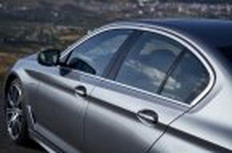 BMW 5-Series 2017 hoan toan moi; dep hon, thanh thoat hon, nhieu cong nghe hon - Anh 55