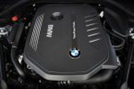 BMW 5-Series 2017 hoan toan moi; dep hon, thanh thoat hon, nhieu cong nghe hon - Anh 56
