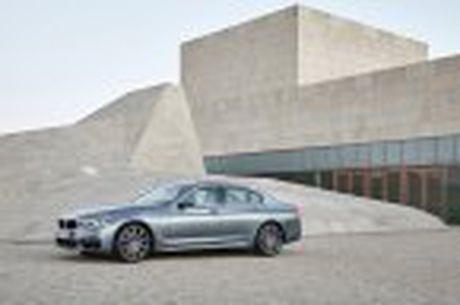 BMW 5-Series 2017 hoan toan moi; dep hon, thanh thoat hon, nhieu cong nghe hon - Anh 57